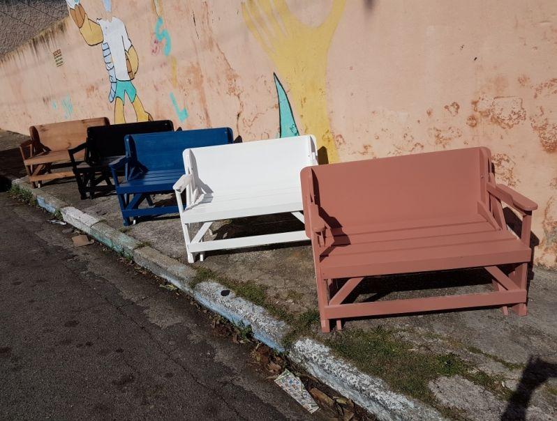 Prateleiras de Madeira de Pallet em Poá - Prateleira de Madeira em São Paulo