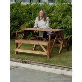 bancos de madeira para varanda em Itapevi