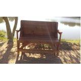 fabricantes de móveis de madeira em Mauá