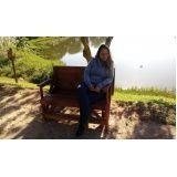mesa banco de madeira preço em Jacareí