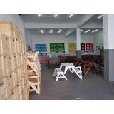 mesa de madeira multiuso preço em Poá