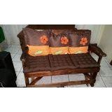 mesas de madeira em são paulo preço em São José dos Campos