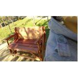 mesas de madeira em sp em Bauru