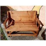 móvel de madeira para sala em Atibaia
