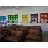 painéis de madeira de paletes em Embu das Artes