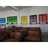 painel de madeira em sp preço em Santa Isabel